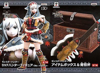 Hunter Figure Arzuros Ver. Japan Monster Hunter Banpresto official