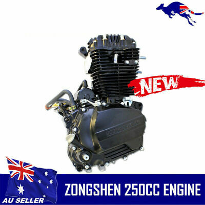 250cc Zongshen Engine OHC Motor for Thumpstar Atomik Pitpro Dirt bike
