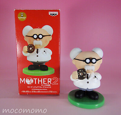 Vintage MOTHER2 EARTHBOUND manpresto figure Dr andornut authentic from Japan