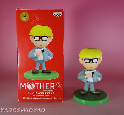 Vintage MOTHER2 EARTHBOUND manpresto figure JEFF authentic from Japan
