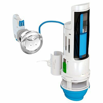 HydroRight Dual-Flush Converter Kit Saves Water HYR270 Toilet Hydro Right Eco