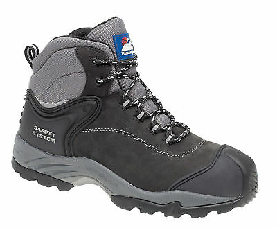 Himalayan 4103 black non-metal waterproof S3 SRC safety boots size 6-12