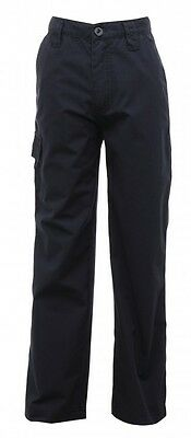 Regatta Crossfell Kids Cargo Walking trousers Boys Girls 3 - 4 yrs