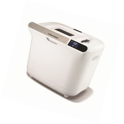 Morphy Richards White Manual Breadmaker – 600W – Cool Touch - 48326