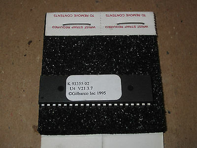 New Gilbarco Marconi K93355-02 Firmware Installation Software Kit Chip