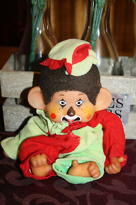 Monchichi / Monchhichi Clown