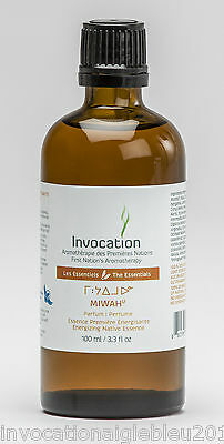First Nations Aromatherapy, Miwah, 100 ml, refill, Invocation