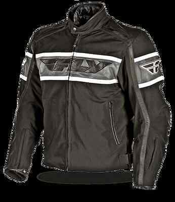 Fly Racing Fifty5 Jacket Black 477-2010 (CLC)