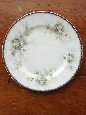 "Royal Albert ( Paragon ) 1966 Bone China ""First Love"" Side Plate"