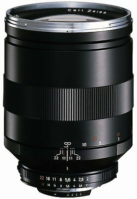 New!  Zeiss 135mm f/2 Apo Sonnar T* ZF.2 Lens for Nikon F Mount from JAPAN N539