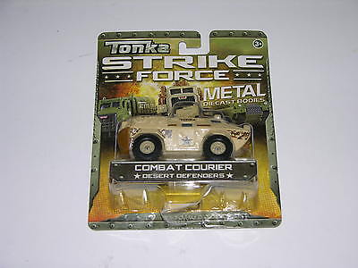 TONKA STRIKE FORCE COMBAT COURIER *DESERT DEFENDERS*  ***FOR 3 YEARS & UP**