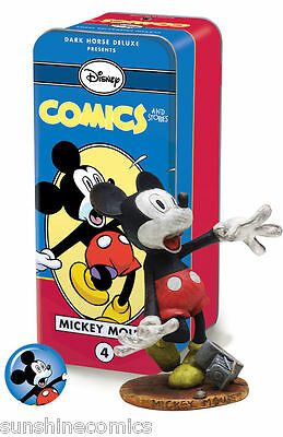 Mickey Mouse Disney Comics and Stories Figure Statue #4 Dark Horse 149/500 NEW