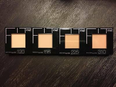 New MAYBELLINE FIT ME PRESSED COMPACT POWDER - CHOOSE YOUR COLOR!