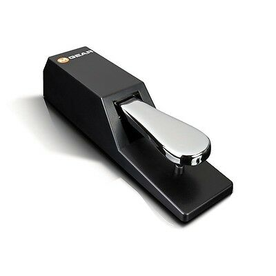 M Audio SP 2 Sustain Pedal w/ Piano Action Keyboard Yamaha Casio Damper Foot Fc4