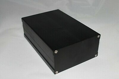 Silver Aluminum Project Box Enclosure Case Electronic DIY 163x106x56mm US Stock