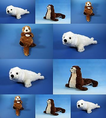 SeeHUND♥SeeOTTER♥FlussOTTER♥SeeLÖWE♥Stofftier♦Seerobbe♦Robbe♦Otter♦Fischotter
