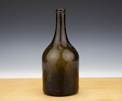 Antique Excellent Dutch/English Wine-Bottle 18th C Onion