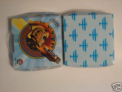 ROCKETEER PROMO Personal Pan Pizza Box (2) PIZZA HUT