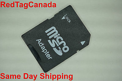 Micro SD - T-Flash Card to SD Memory Card Adapter - Canada
