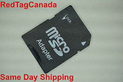 Micro SD - T-Flash Card to SD Memory Card Adapter - CA