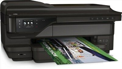 HP Officejet 7612 (A3+) Colour Inkjet Wide Format Wireless All-in-One Printer