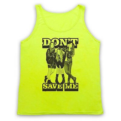 Haim Don't Save Me Tank Top Unofficial Indie Pop Vest Sleeveless T Shirt All Siz