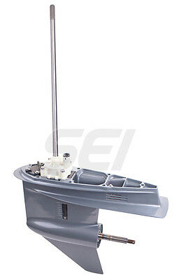 """Yamaha Outboard Complete Replacement Lower Unit 115 130 HP V4 25"""" 1984-Current"""