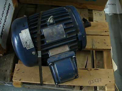 3 HP Motor by Teco/Westinghouse, XP0034C Type:AEHHXF