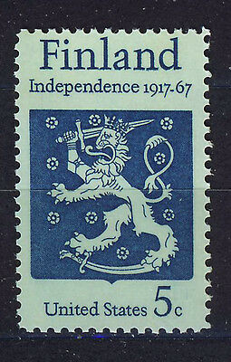 ESTADOS UNIDOS/USA 1967 MNH SC.1334 Finnish Independence