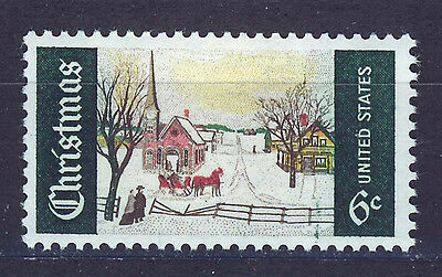ESTADOS UNIDOS/USA 1967 MNH SC.1384 Christmas