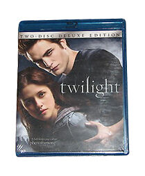 Twilight (Blu-ray Disc, 2009, 2-Disc Set, Deluxe Edition)