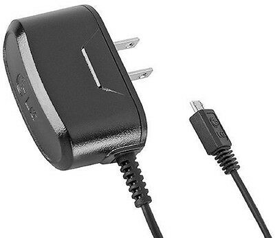 ORIGINAL GENUINE LG STA-U34WRI MICRO USB AC WALL POWER ADAPTER CHARGER 5.1V 0.7A