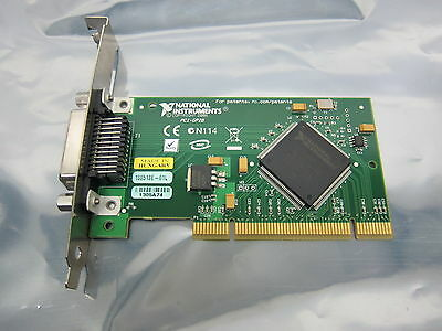 NI National Instruments PCI-GPIB IEEE 488.2 188513E-01L 188513-01