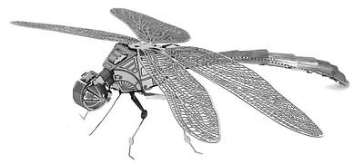 Dragonfly: Metal Earth 3D Laser Cut Insect Miniature Model Kit