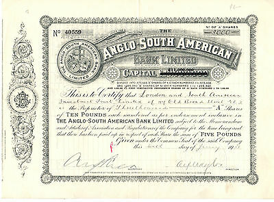Anglo-South American Bank Limited