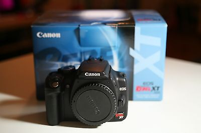 720nm Infrared Converted Canon EOS Digital Rebel XT / 350D SLR Camera