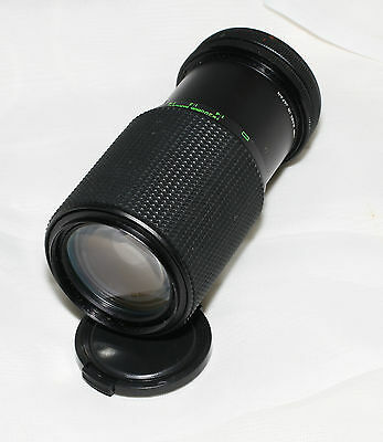 Unitor 80-200mm f/4.5 MC Auto Zoom Canon Fd mount lens