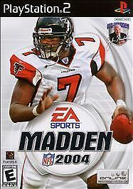 PS2 Madden NFL 2005 PlayStation 2 With Manual And Case