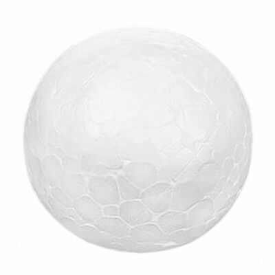 10 x Modelling Craft Polystyrene Foam Ball Sphere Decoration 4cm ED