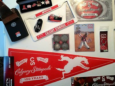 Calgary Stampede - 100th Year Anniversary Special Editions NEW!