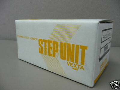 Vexta PMC33A1-MG7.2 Stepping Motor + Driver New In Box!