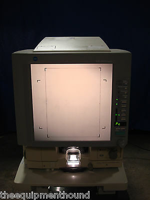 MINOLTA MS6000 MKII MS 6000 MKII MICROFILM SCANNER PC W/ 15A CARRIER AND LENS