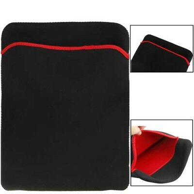 ELETTRONICA Black Soft Sleeve Case Bag for 14 inch Laptop