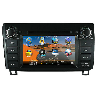 """for Toyota 7"""" Car DVD Player GPS Naivgation Ipod Stereo Radio LCD Touch Screen"""