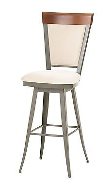 Super Amisco Corey 27 5 In Swivel Counter Stool 379 80 Picclick Bralicious Painted Fabric Chair Ideas Braliciousco