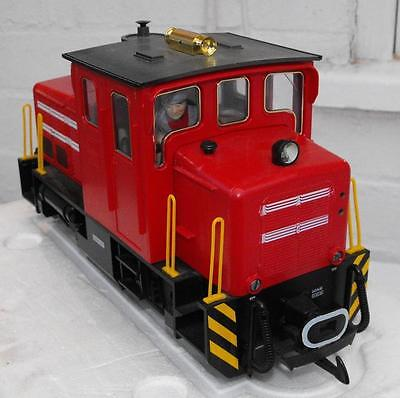 LGB 2061 FO Diesel Locomotive  0-4-0  vgc Boxed, used good condition