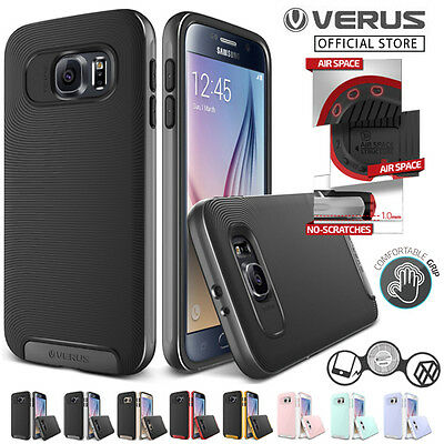 Galaxy S6 case Genuine VERUS Crucial Bumper Hybrid Case Cover For Samsung S6