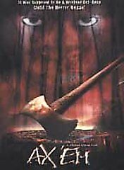 Ax 'Em (DVD, 2002) LN Rare, Out of Print & Hard to Find