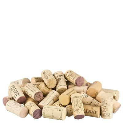 1000 | 250 | 180 | 50 USED NATURAL WINE CORKS (winecorks, wine cork) for craft