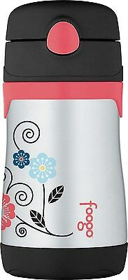 THERMOS FOOGO Vacuum Poppy Patch Pattern  from Thermos (6 Colors:Poppy Patch)